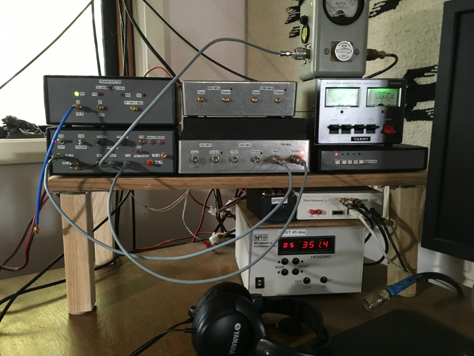 SDR Station: HF to 24 GHz – AMATEUR RADIO – HOMEBREW SDR
